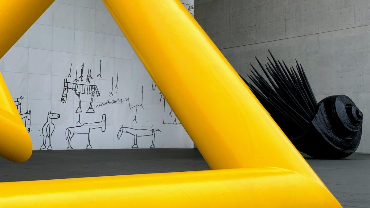 旅するように、地元を楽しむ:1. 丸亀市猪熊弦一郎現代美術館