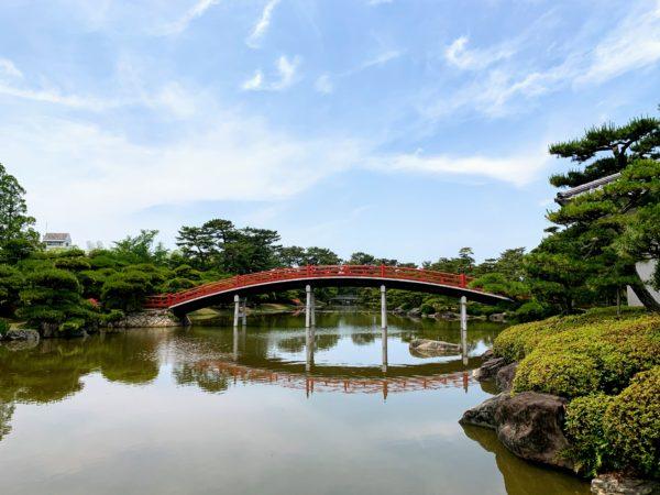 旅するように、地元を楽しむ:3.中津万象園